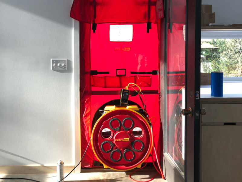 What Is & Why Is a Blower Door Test So Important?
